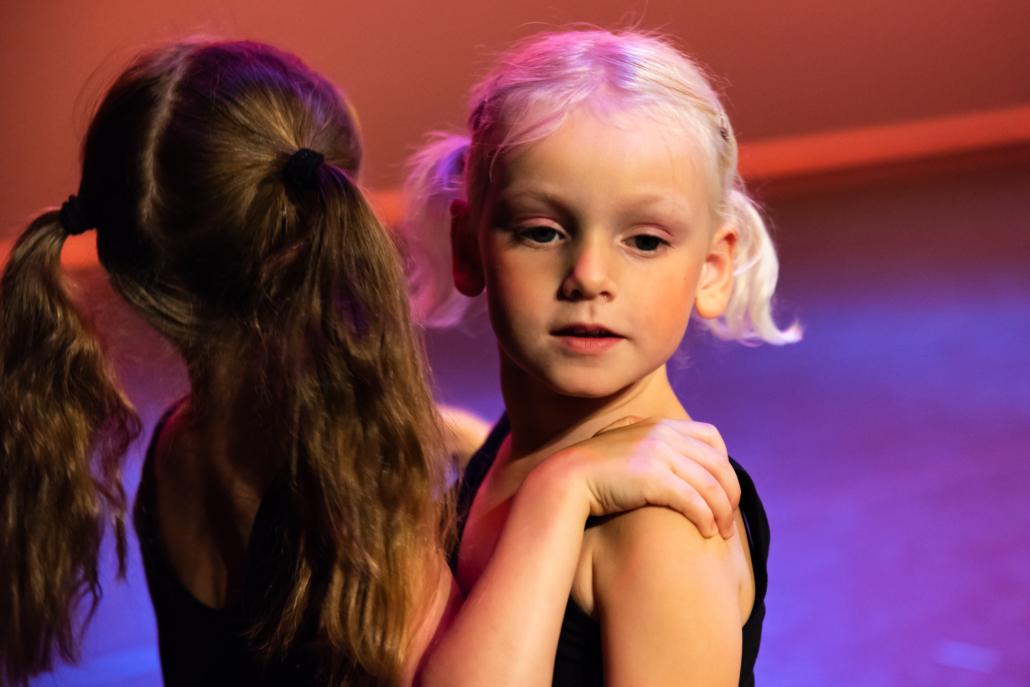 Dansles Groep 1 en 2 van het basisonderwijs