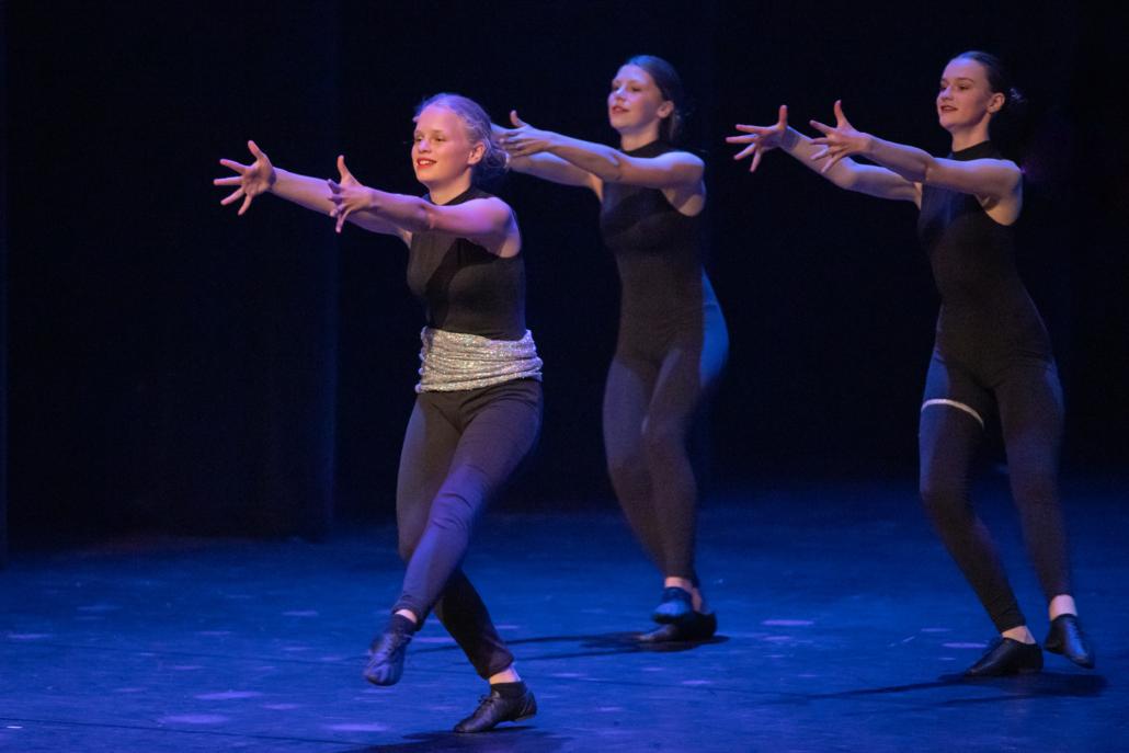 Dansles Groep middelbaar onderwijs