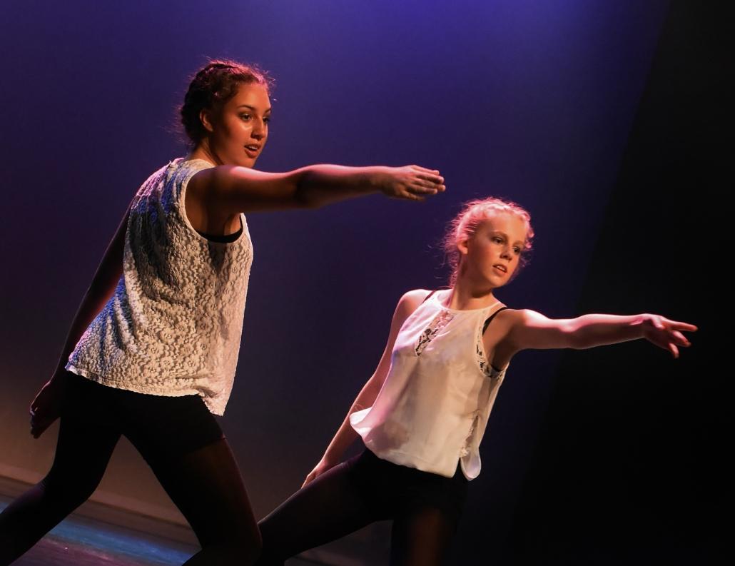 Dansles Selectiegroepen Gevorderdengroep 16+ Wedstrijdgroepen
