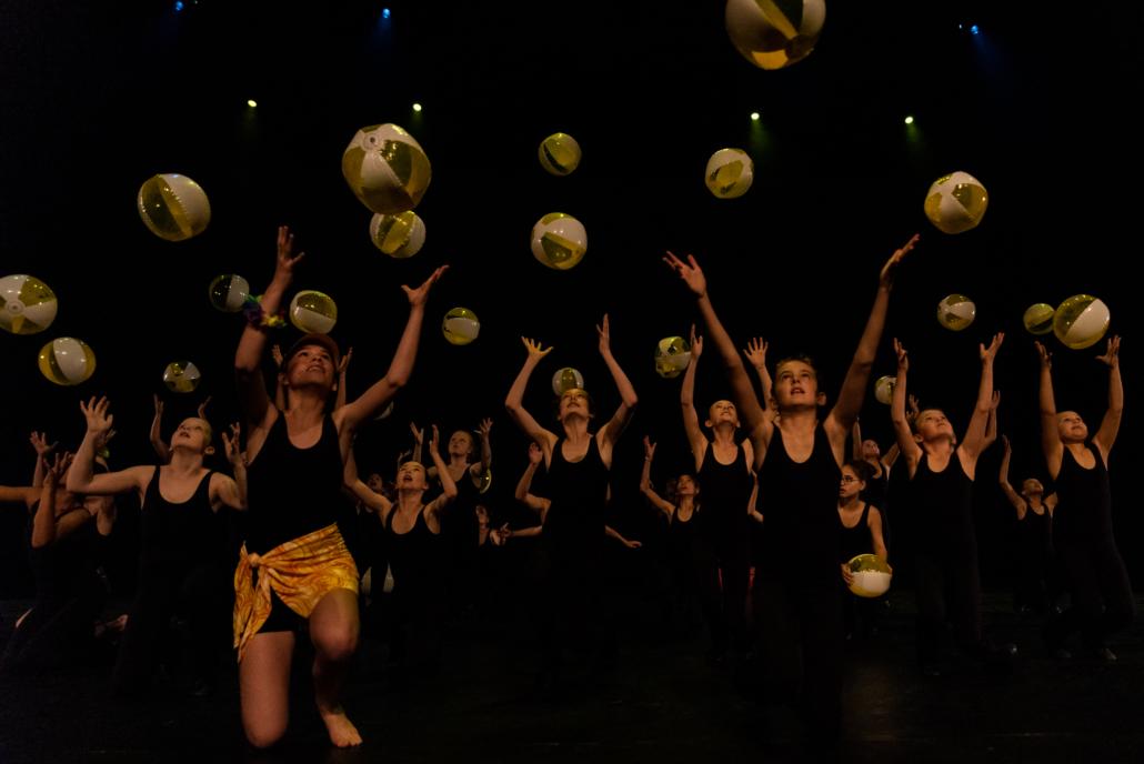 Dansles Groep 6,7,8 van het basisonderwijs