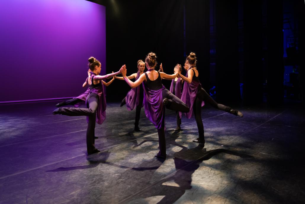 Baletles dansschool middelbare school